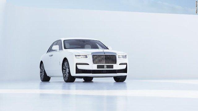 Njerëzit po kërkojnë thjeshtësinë, Rolls-Royce