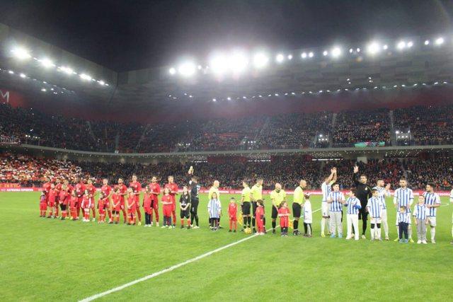 Zyrtare/ Shtyhet nisja e kampionatit të futbollit të Kategorisë