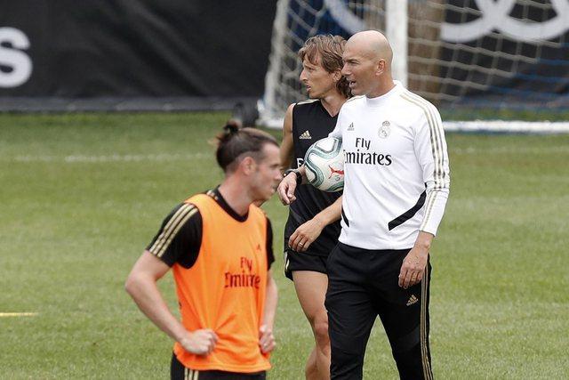 Zidane nuk duron më, pas Bale një tjetër lojtar i madh ia sjell
