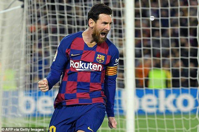 Lionel Messi mposht Ronaldo-n në FIFA 21
