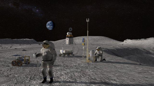 """`Ethet e henës""""/ NASA kërkon kompani minerare"""