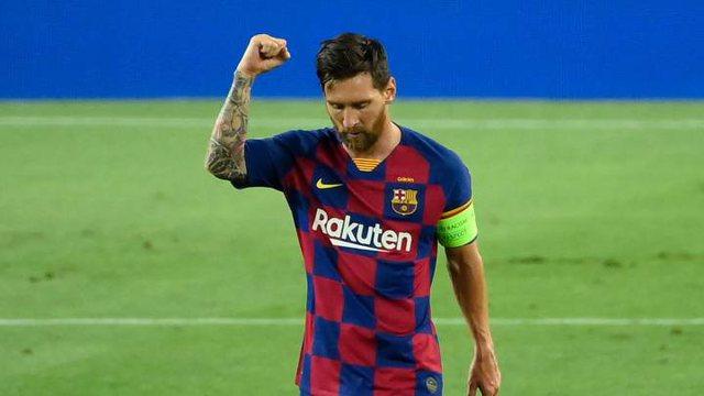 A do të jetë Messi kapiteni i ekipit? Barcelona merr vendimin final