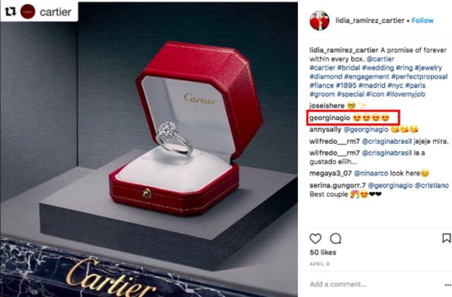 Zbulohet çmimi marramendës i unazës që Ronaldo i dhuroi