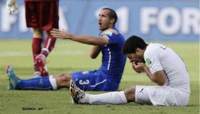 Suarez mund t'i bashkohet tek Juventusi, Chielini tregon vuajtjet nga
