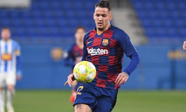 Rey Manaj kërkon largimin nga Barcelona, shqiptari gati të