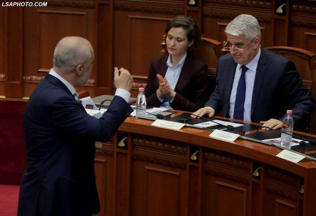 Ramës nuk i duhen ministrat nga Kosova!