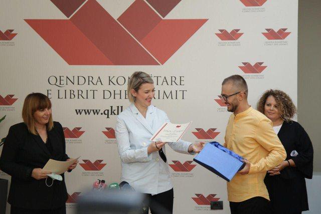 Besart Kadia, Suad Arilla dhe Tobias Xhaxhiu, fitues të Fondit të