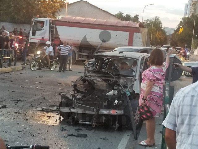 FOTOT/ Tronditet Tirana, atentat me tritol një të riu, i plagosuri