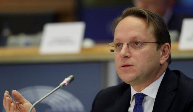Komisioneri për Zgjerim: E ardhmja e Ballkanit Perëndimor