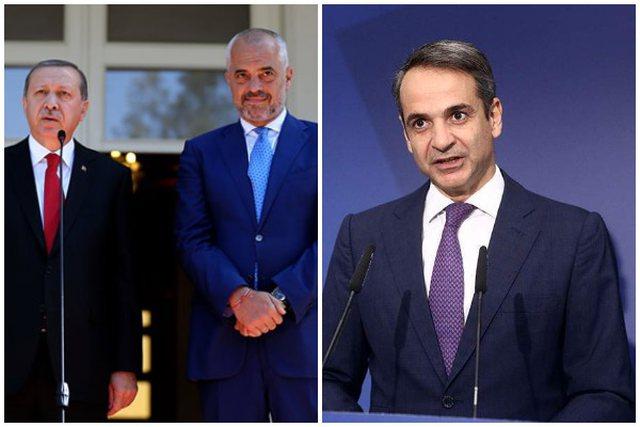 Konflikti Turqi-Greqi, Rama: Shqipëria nuk është mes dy zjarreve