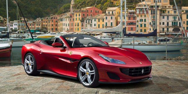 E kuqe që shkëlqen, Ferrari prezanton modelin e ri Portofino M (FOTO)