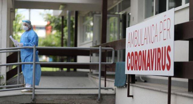 Katër të vdekur e 57 raste të reja me COVID në Kosovë,
