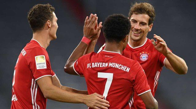 Fitorja 8:0/ Bayern Mynih tallet me Schalke 04, nis në mënyrë
