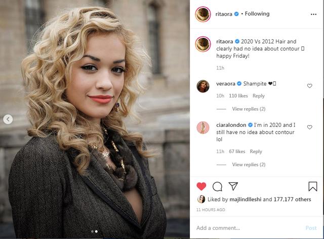 Rita Ora zbulon sa ka ndryshuar në 8 vite, e ëma i thotë