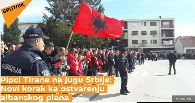 Alarmohen rusët: Tirana vendos tentakulat në Serbinë e Jugut