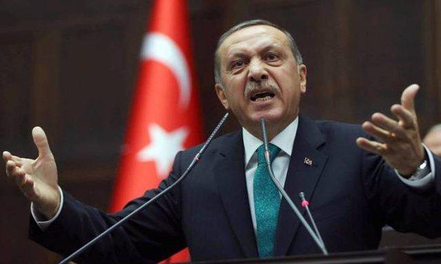 """""""Mos luaj me zjarrin""""/ Pas Greqisë, Erdogan kapet me një"""