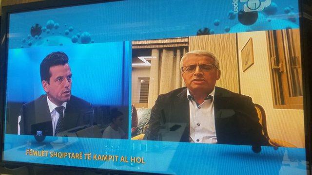 """Shqiptarët në Siri/ """"Mos u bëj cinik e qan këtu"""
