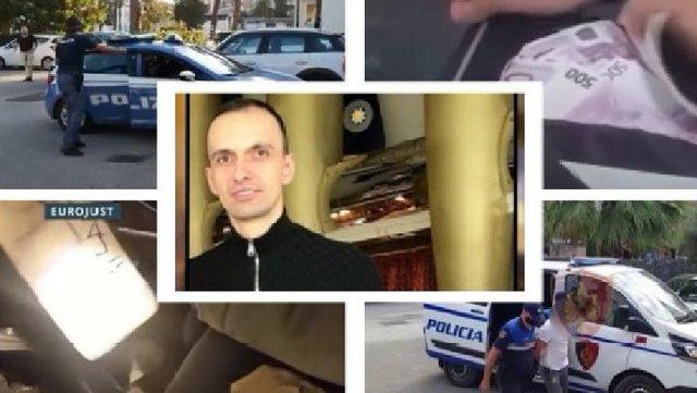 Pjesë e kartelit shqiptar të drogës/ Kush është