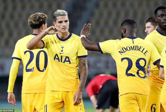 Bie Shkëndija, nuk mjafton goli spektakolar ndaj Tottenham. Mourinho zbulon