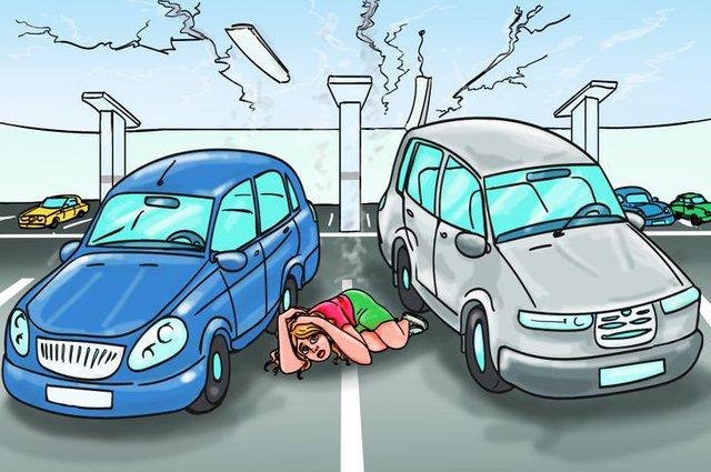 Keni pësuar aksident? Shtatë mënyra për të mbijetuar