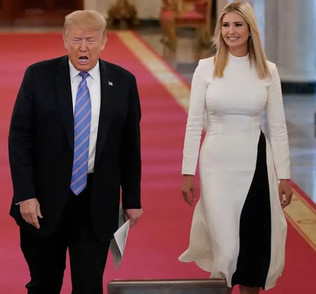 """""""Është e bukur dhe e zgjuar""""/ Zbulohet plani i Trump"""