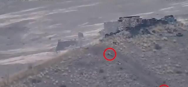 VIDEO/ Përshkallëzohet konflikti, armenët qëllojnë