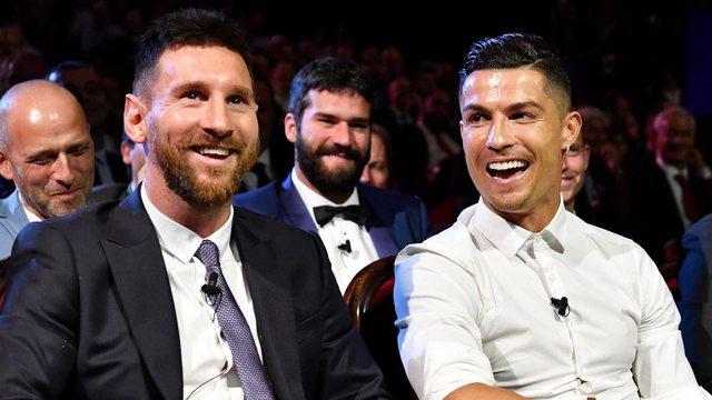 Shorti i Champions League/ Sërish përballje Messi-Ronaldo, ja grupet e