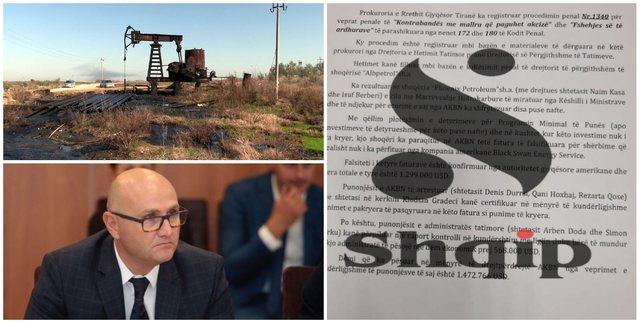 Mashtruan amerikanët për puset e naftës/ 1,3 milionë USD