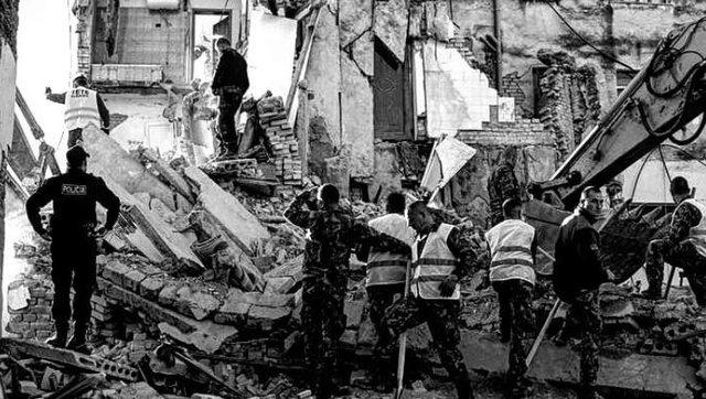 """""""Nën rrënoja"""" - tërmeti i 26 nëntorit"""
