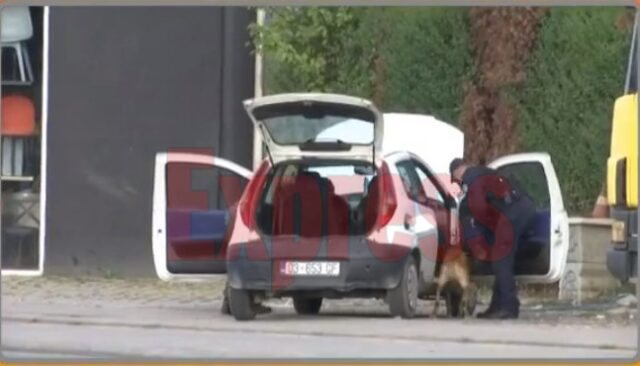Alarm në Prishtinë, dyshohet për eksploziv në një mjet