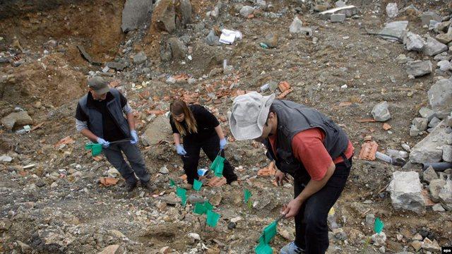 Video/ Rihapet çështja e varrezave masive të shqiptarëve