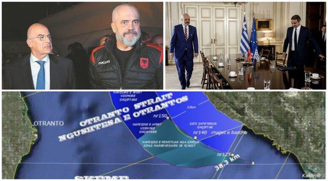Athina rihap çështjen e Detit me Shqipërinë: Dendias, i