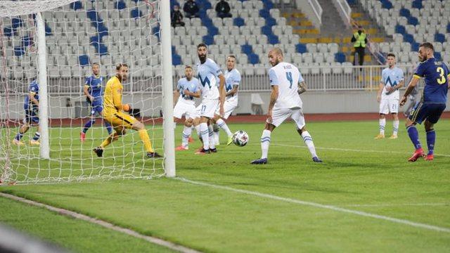 Liga e Kombeve/ Mbyllet pjesa e parë, Kosova në disavantazh ndaj