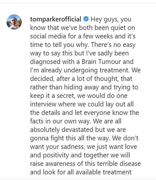 Këngëtari i famshëm diagnostikohet me tumor të