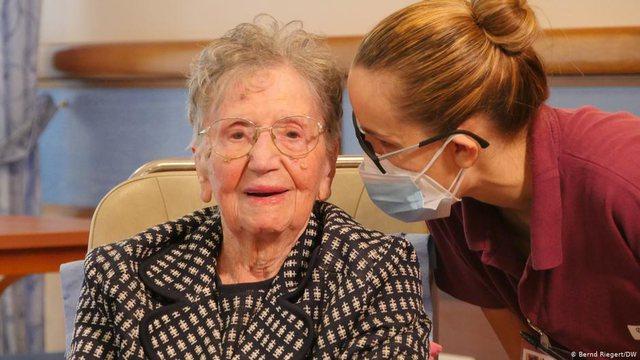 Fatima, 108 vjeçe mposhti gripin spanjoll e Covid: Duket se Jezusi nuk do