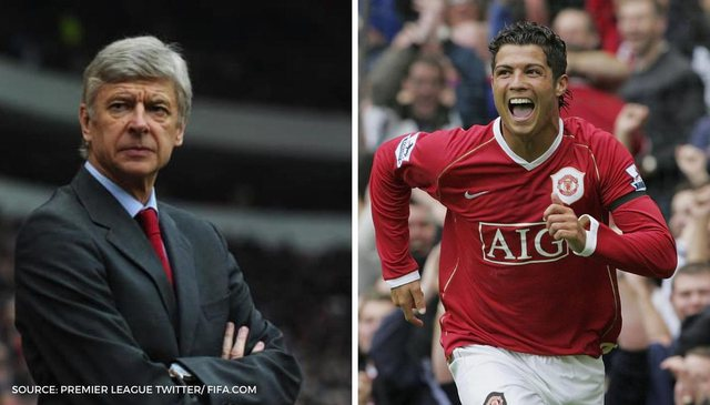 Wenger e zbulon: Ronaldo arriti marrëveshje me Arsenalin, i dhashë