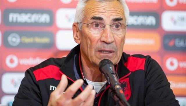 Liga e Kombeve/ Trajneri Reja me lëvdata për Lituaninë: Ekip i