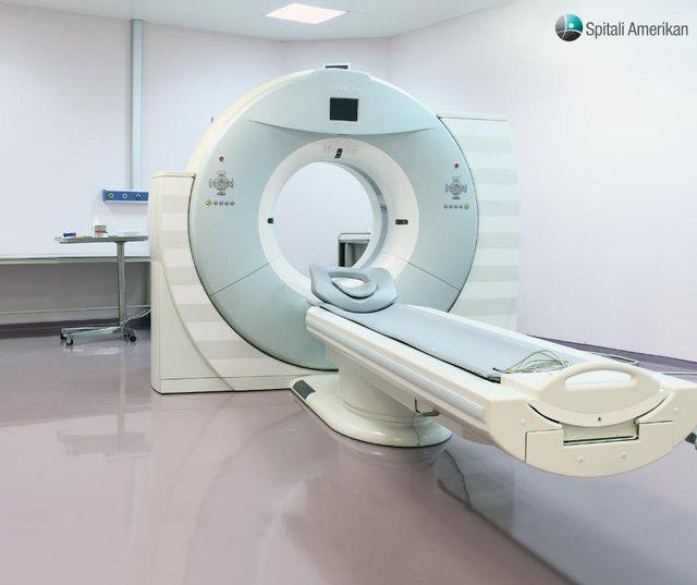 Mbërrin në Spitalin Amerikan 3 teknika e fundit e imazherisë,