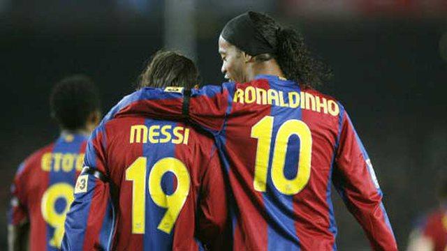 Luajti 2 vite me Messi-n, por ish-lojtari i Barcelonës mendon ndryshe: