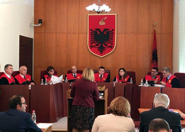 Dosja në SPAK/ U shkarkuan nga Vettingu, gjyqtarët e Kushtetueses