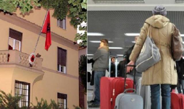 Anëtari i stafit me Covid, ambasada shqiptare në Itali njofton se kur