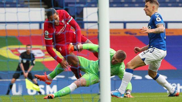 Liverpool jep lajmin e keq/ Van Dijk mbyll sezonin, këput ligamentet e
