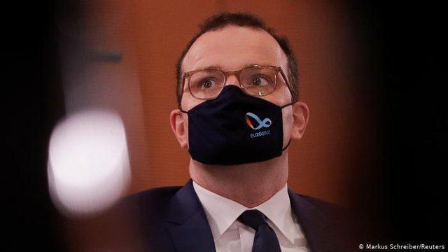 Infektohet me koronavirus Ministri gjerman i Shëndetësisë