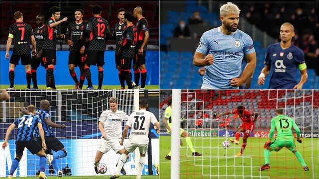 "Bayern ""poker"" ndaj Atleticos, Lukaku ruan nderin e Interit,"