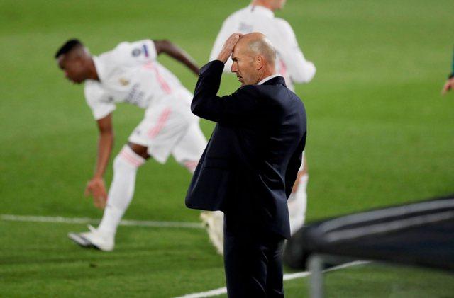 Zinedine Zidane në hall pas rezultateve të dobëta, këto