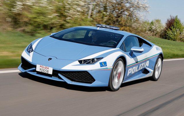 FOTO/ Të shpëtosh jetë me Lamborghini Huracán, misioni