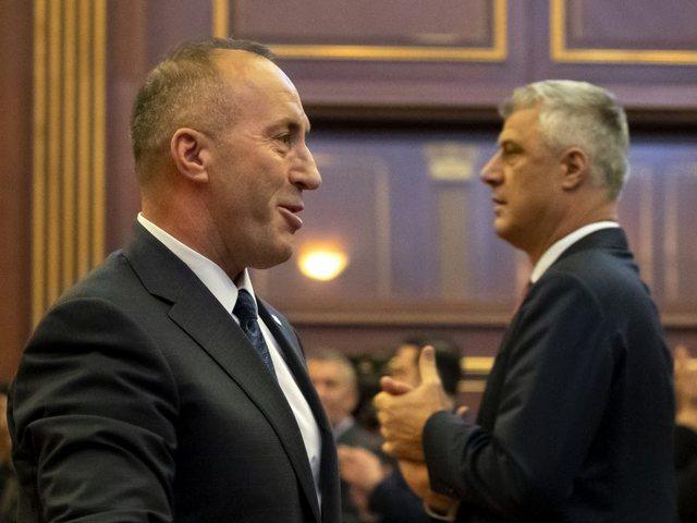 Ramush Haradinaj kërkon me çdo kusht postin e presidentit