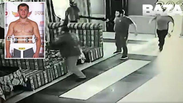 VIDEO/ Ekzekutohet ish-sportisti, si u vra nga babë e bir në mes