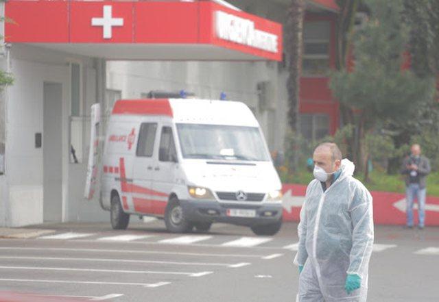 """""""Dy spitalet COVID janë ezauruar"""", PD reagon, Spahia: Situata"""