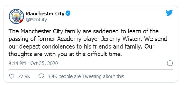 Vdes tragjikisht ish-futbollisti 17-vjeçar i gjigantit anglez